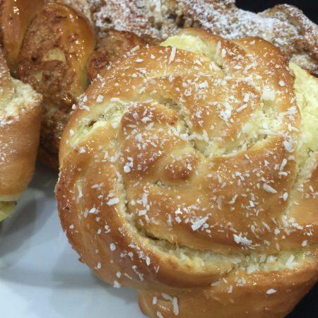 Massa Básica de Pão Doce - Receita