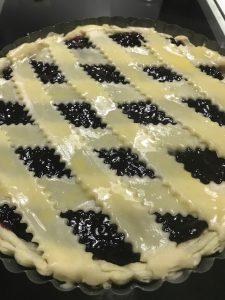 Torta de Geleia