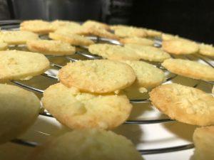 Biscoitos de Quiejo