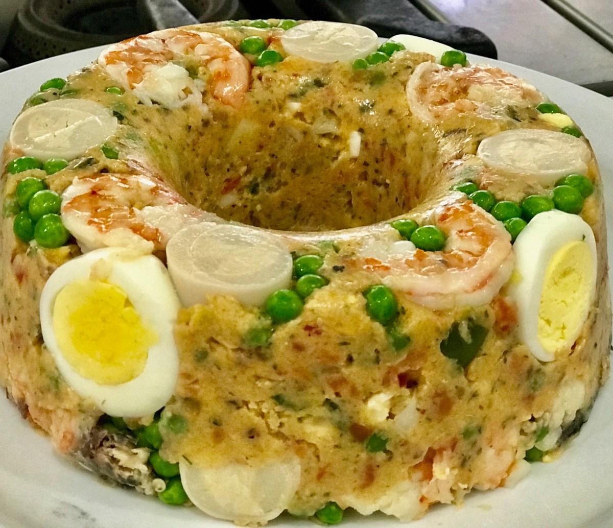Cuscuz do Sudeste (paulista) - direto da cozinha da vovó para seu feed.