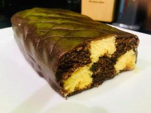 Receita de Bolo Xadrez, o bolo de dia das crianças