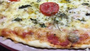 Pizza pronta!