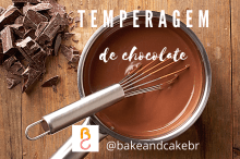 como temperar chocolate