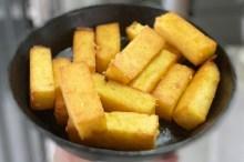 polenta assada