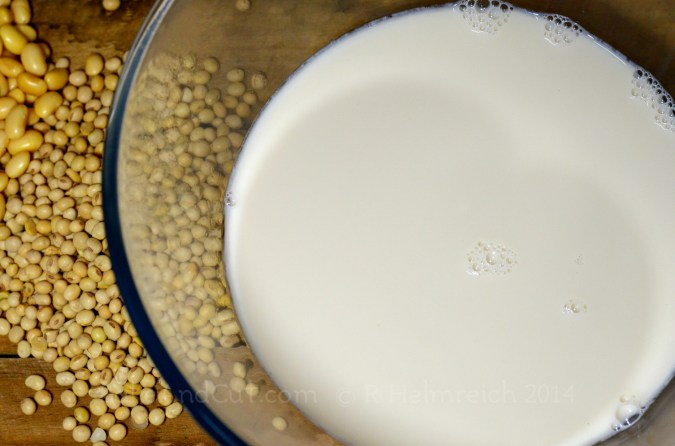 Soy milk - Made in the Mycook Premium