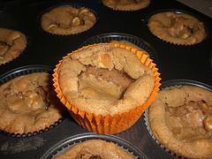 Cinnamon White Chocolate Chip Cupcake FAIL