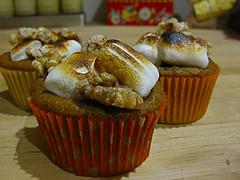 Vegan Sweet Potato Cupcakes