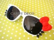 Hello Kitty sunglasses Halloween