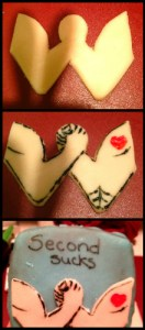 arm wrestling cookies