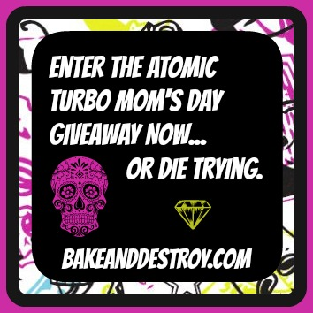 The 5th Annual Bake and Destroy Mother's Day Gift Guide & Giveaway