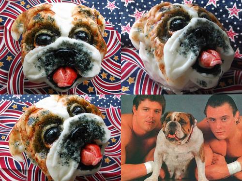 Bulldog Cakes