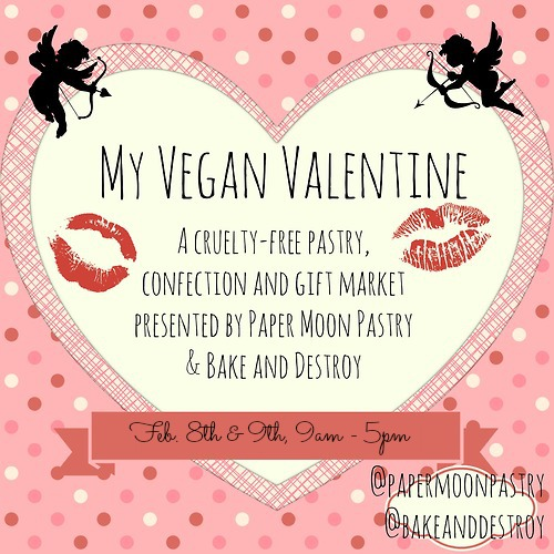 My Vegan Valentine: A Cruelty-Free Market