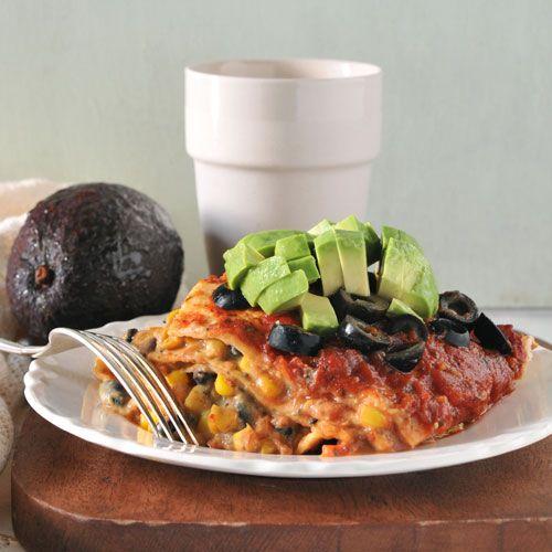 Vegan Taco Lasagna Recipe