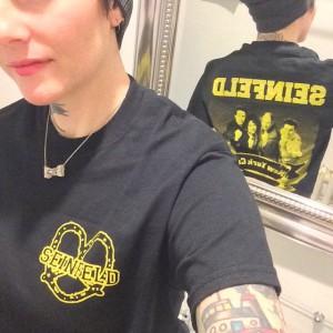 seinfeld judge shirt