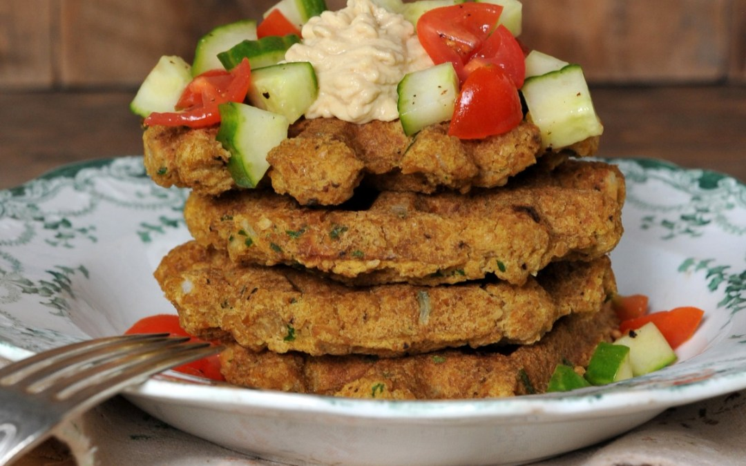 "Falafel Waffle: How to Say ""I Don't Care What You Think"" and Eat It Too"