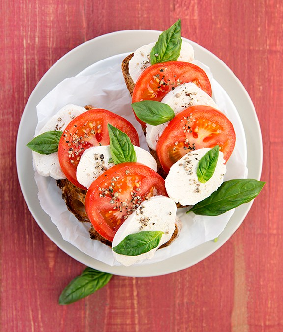 Vegan Buffalo Mozzarella