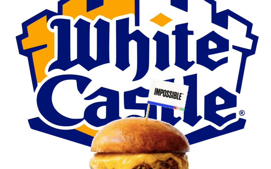 The Impossible Slider Debuts At White Castle​: Vegans Everywhere Fight About It