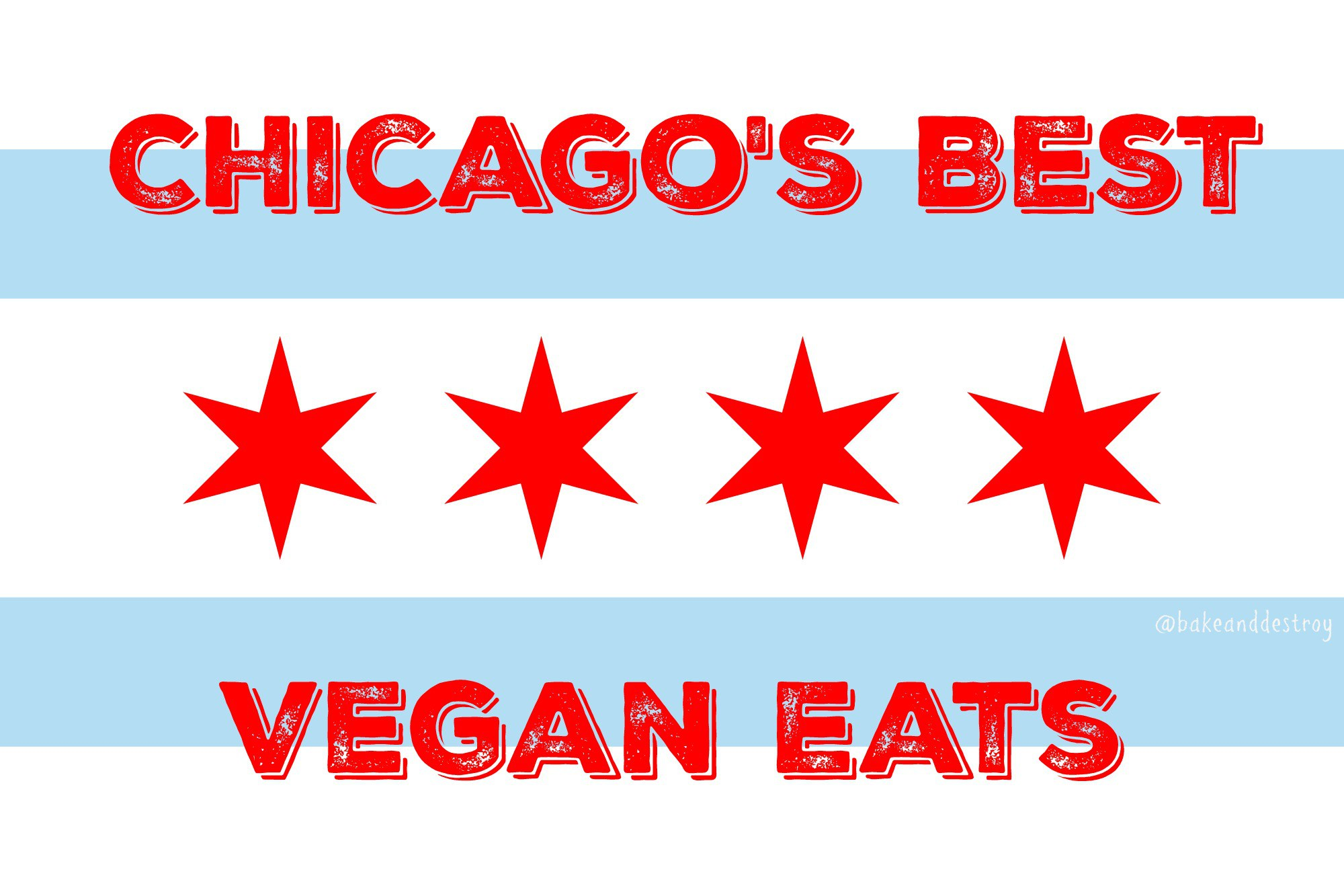 chicago's best vegan food