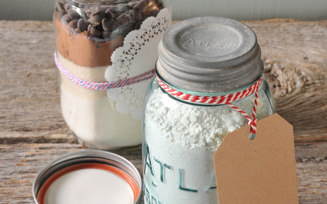 DIY Gift: Vegan Cake Mix