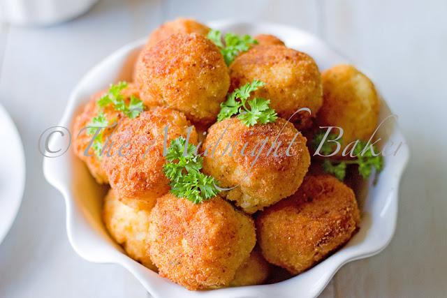 Party Rice Balls