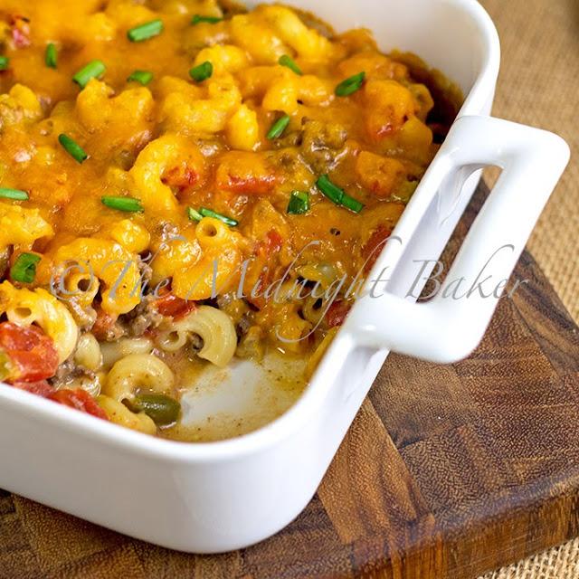 Salsa-Licious Mac & Cheese