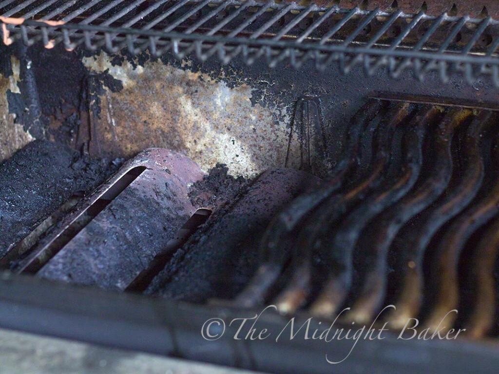 Grill Set Up for Smoking #gasgrill #smokedfoods #smoker