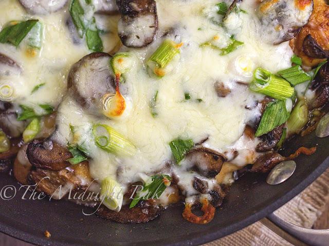 Chicken Lombardy   bakeatmidnite.com   #chicken #mushrooms #marsala #copycat #recipe