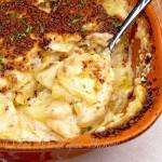 Scalloped Potatoes Gratin