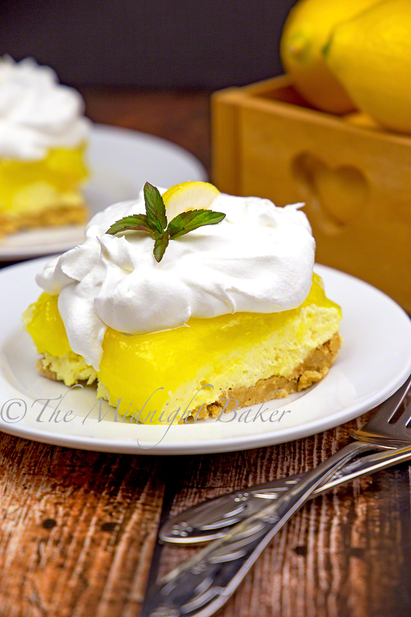 Triple Lemon Lemon Lush