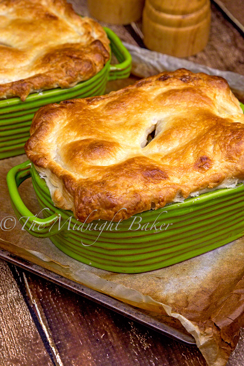 They'll think you fussed for hours with this beefy pot pie, but the secret is--it's easy!