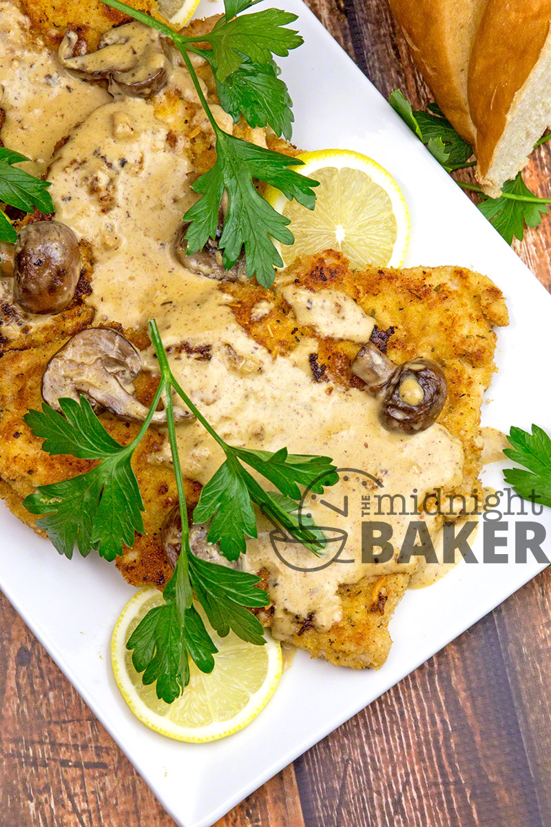 You'll never find boneless loin pork dry again after you taste these delicious pork cutlets in a rich chardonnay cream sauce. Guess what? It's easy too!