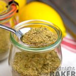 Here's a homemade version of Mrs. Dash seasoning. If you're looking for a salt-free seasoning, look no further!
