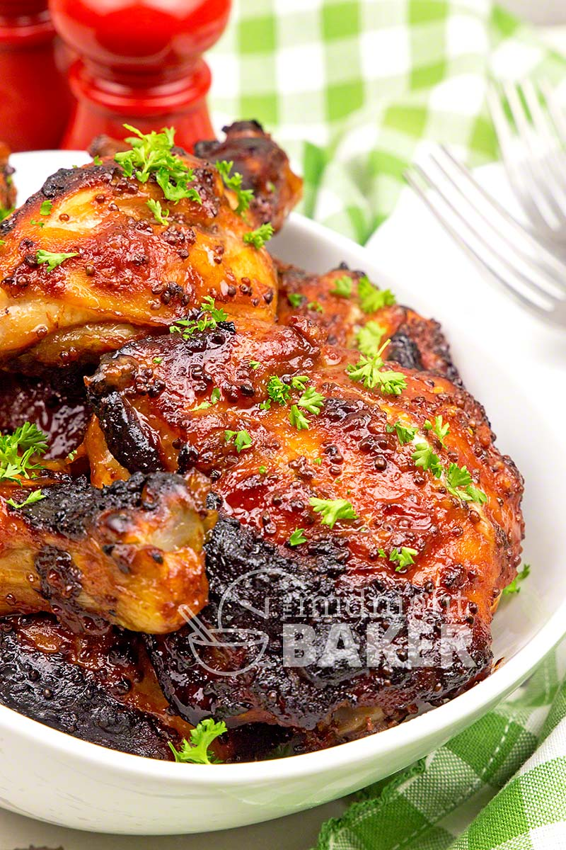 An easy and flavorful chicken recipe the whole family will love.