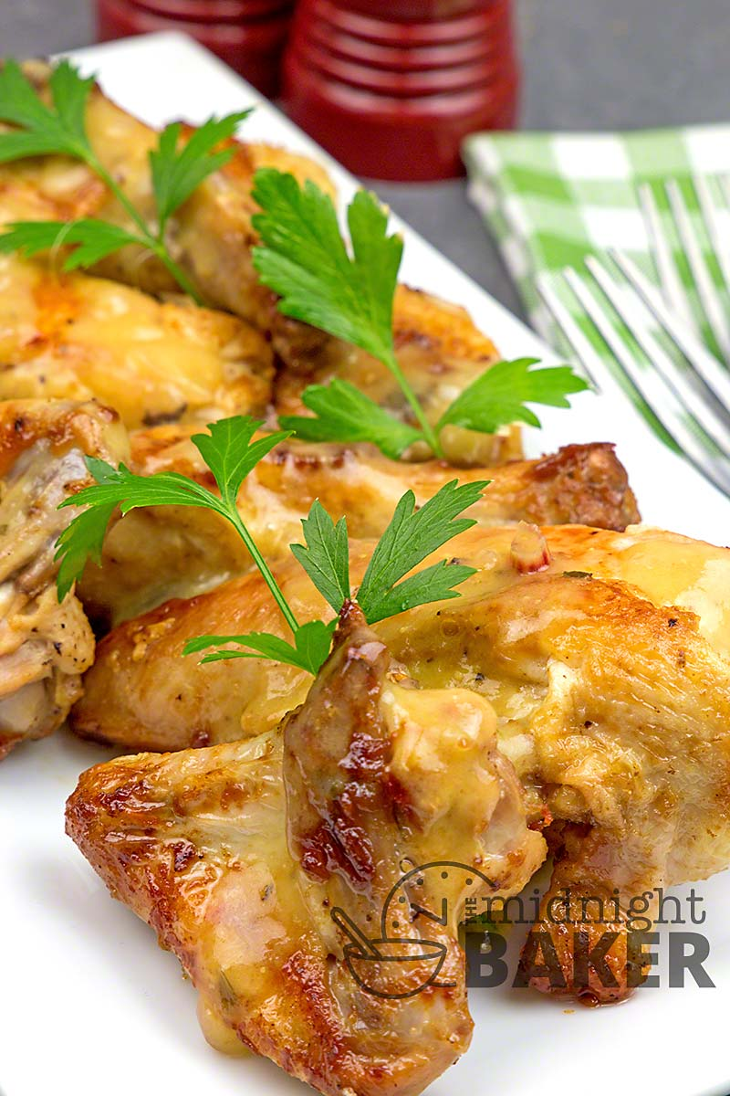 Chicken that's very gourmet and very easy