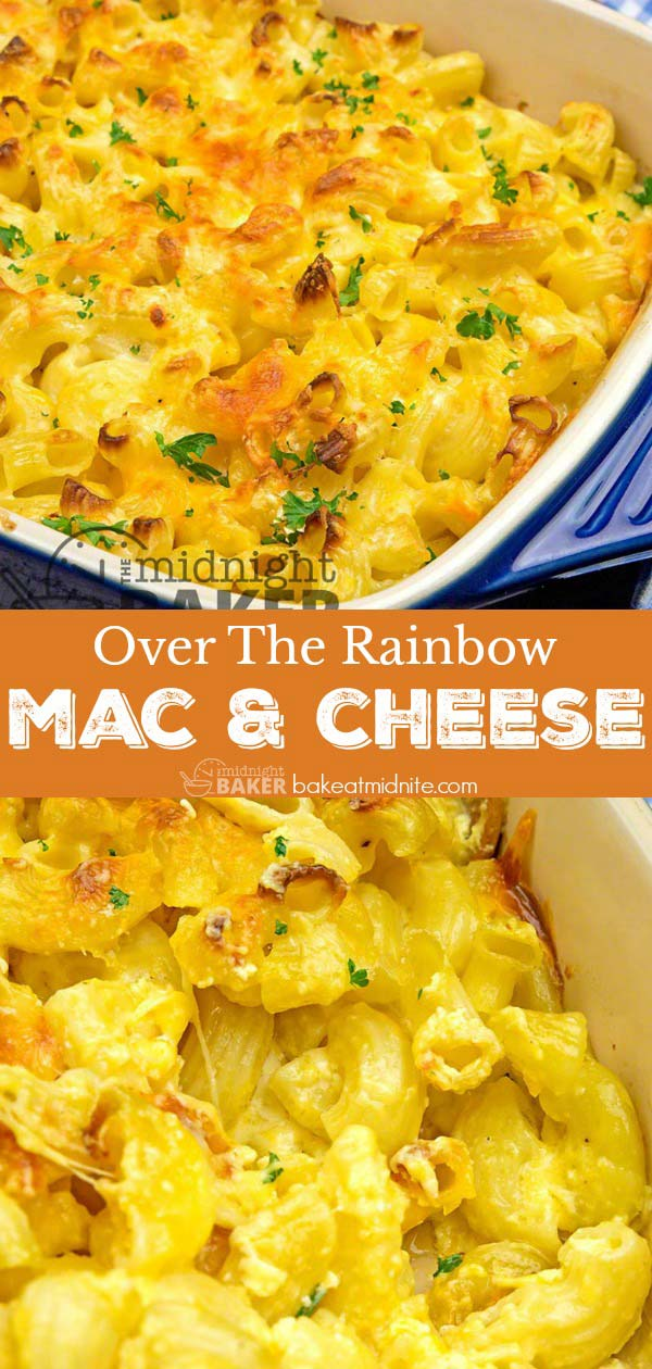 Totally awesome and so cheesy!