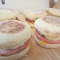 Week 32: Make Ahead Breakfast Sandwiches