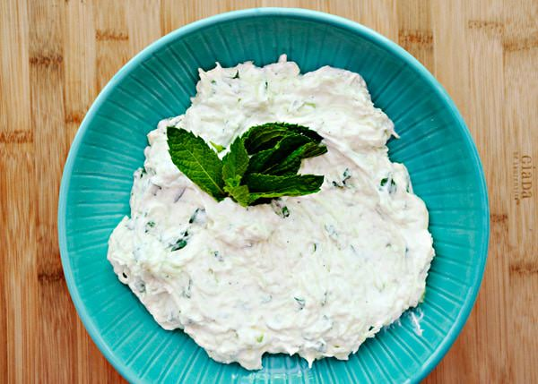 Herb Yogurt Dip