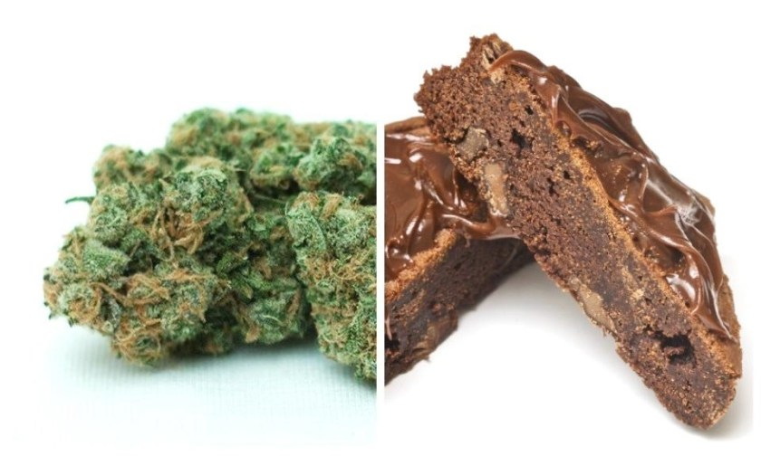 ingest or inhale 5 differences between marijuana edibles and flow - How to make pot brownies the easy way: a beginner's guide to edibles