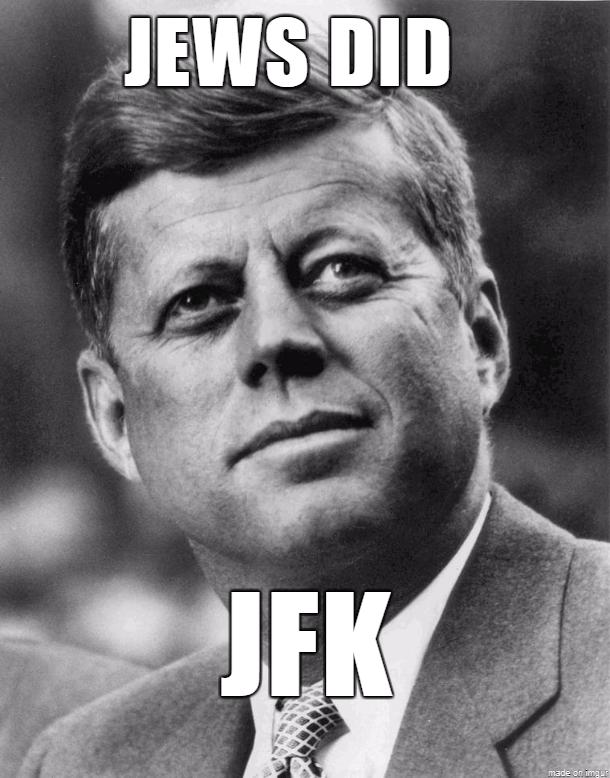 jews killed jfk