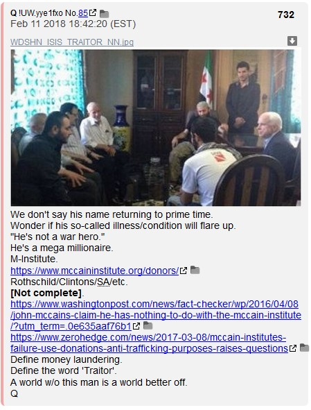 Q The Basics discussion of no name
