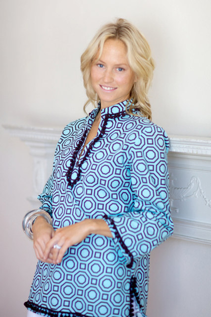 Hollywood Geo Tunic