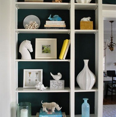 Bookcase Styling!