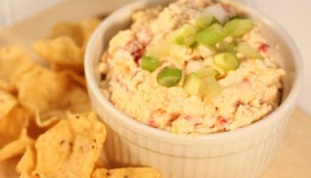 Buffalo chicken dip baked in the south paula deens pimento cheese forumfinder Choice Image