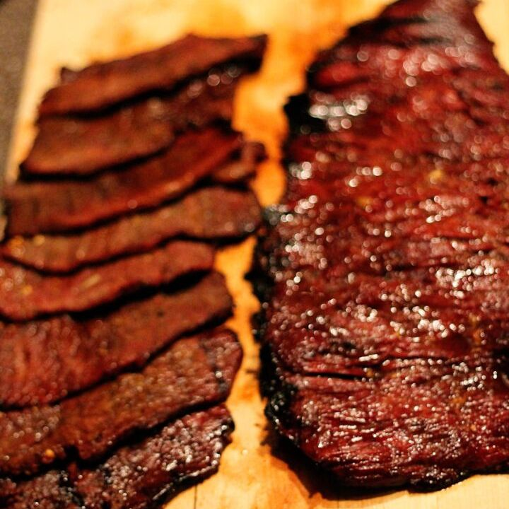 Citrus Marinated Flank Steak | Baked In The South