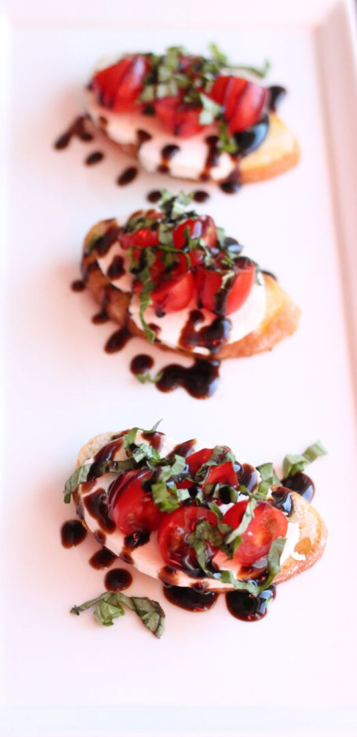 Bruscetta Crostini