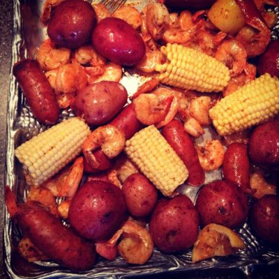 Cajun Low Country Boil