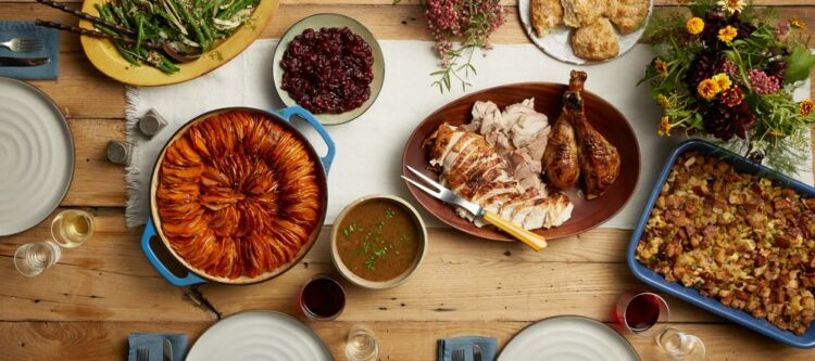 Southern Thanksgiving Menu