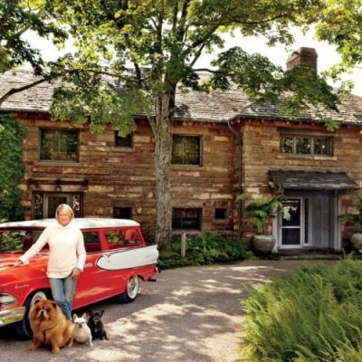 Martha Stewart Skyland Home Tour
