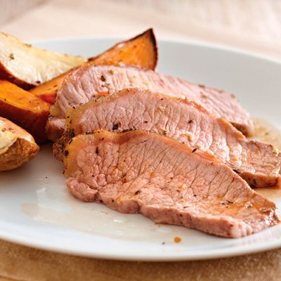 Rosemary Roast Pork