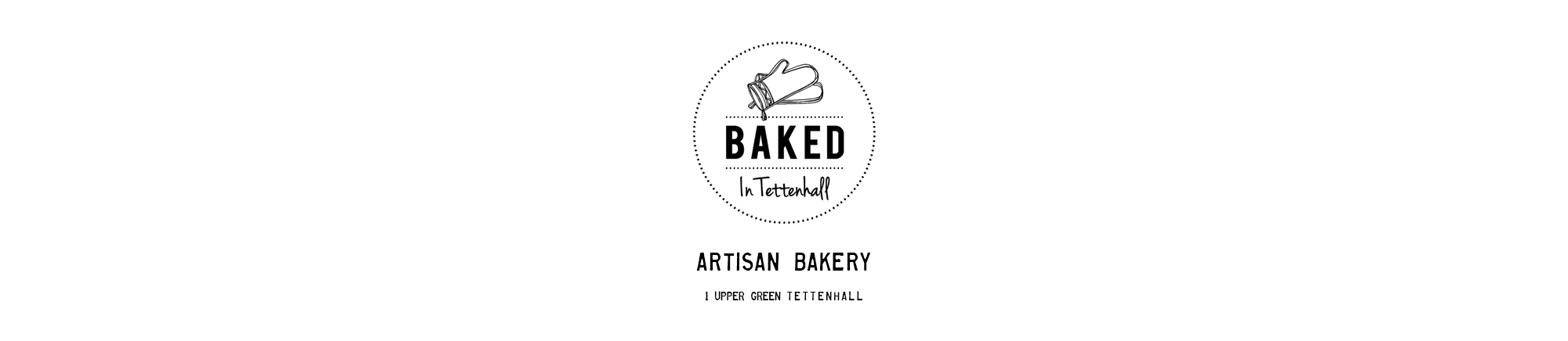 Baked header